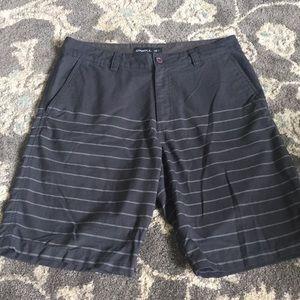 O'neill Mens Striped Shorts